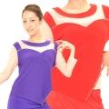 社交ダンス衣装トップス商品番号0621