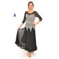 社交ダンス衣装モダンダンスドレス商品番号0018