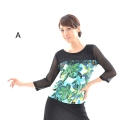社交ダンス衣装トップス商品番号1849