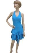 社交ダンス衣装 ラテンダンスドレス商品番号0112