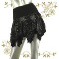 ダンスウェアパレオ巻きスカート商品番号0124