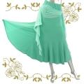 社交ダンス衣装スカート商品番号0466