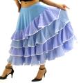 社交ダンス衣装スカート商品番号0304