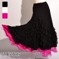 社交ダンス衣装スカート商品番号0462