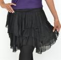 ダンスウェアパレオ巻きスカート商品番号0191