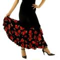 フラメンコ ダンス衣装スカート商品番号0183