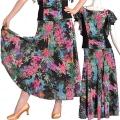 社交ダンス衣装スカート商品番号0513