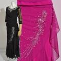 社交ダンス衣装スカート商品番号0484