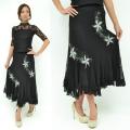 社交ダンス衣装スカート商品番号0219