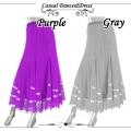 社交ダンス衣装スカート商品番号0448