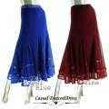 社交ダンス衣装スカート商品番号0317