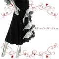 社交ダンス衣装スカート商品番号0485