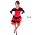 社交ダンス衣装ラテンダンスドレス商品番号0135