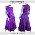 社交ダンス衣装 モダンダンスドレス商品番号0122