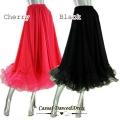 社交ダンス衣装スカート商品番号0508