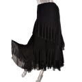 社交ダンス衣装スカート商品番号0472