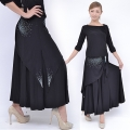 社交ダンス衣装スカート商品番号0120