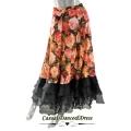 社交ダンス衣装スカート商品番号0516