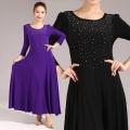 社交ダンス衣装モダンダンスドレス商品番号0046