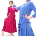 社交ダンス衣装モダンダンスドレス商品番号0022