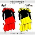 社交ダンス衣装ラテンダンスドレス商品番号0127