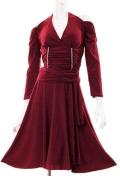 社交ダンス衣装ラテンダンスドレス商品番号0093