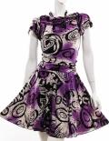 社交ダンス衣装ラテンダンスドレス商品番号0056