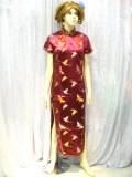 カラオケ衣装 チャイナドレス商品番号0015