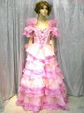 ステージ衣装ドレス商品番号0041