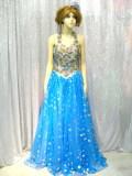 ステージ衣装ドレス商品番号0040