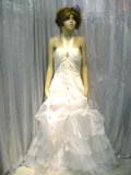 ウエディングドレス商品番号0001