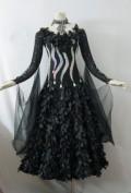 社交ダンス衣装発表会デモドレス商品番号0089