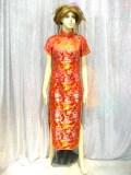 カラオケ衣装 チャイナドレス商品番号0021