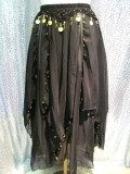 ベリーダンスウェアスカート商品番号0070