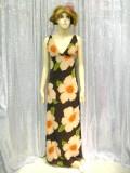 ロングドレス商品番号0125