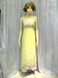 Lサイズドレス商品番号0087