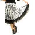 社交ダンス衣装スカート商品番号0106