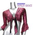 ダンスウェアボレロ商品番号0123