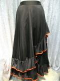 フラメンコ ダンス衣装スカート商品番号0164