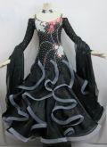 社交ダンス衣装発表会デモドレス商品番号0119