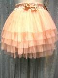 ダンスウェアパレオ巻きスカート商品番号0156