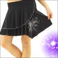 ダンスウェアパレオ巻きスカート商品番号0150