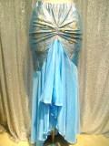 ベリーダンスウェアスカート商品番号0003