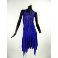 社交ダンス衣装ラテンダンスドレス商品番号0116