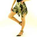 ダンスウェアパレオ巻きスカート商品番号0194