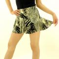 ダンスウェアパレオ巻きスカート商品番号0193