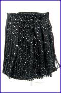 ダンスウェアパレオ巻きスカート商品番号0192