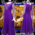 社交ダンス衣装モダンダンスドレス商品番号0130