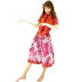 フラダンス衣装バウスカート商品番号0005