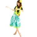フラダンス衣装バウスカート商品番号0003